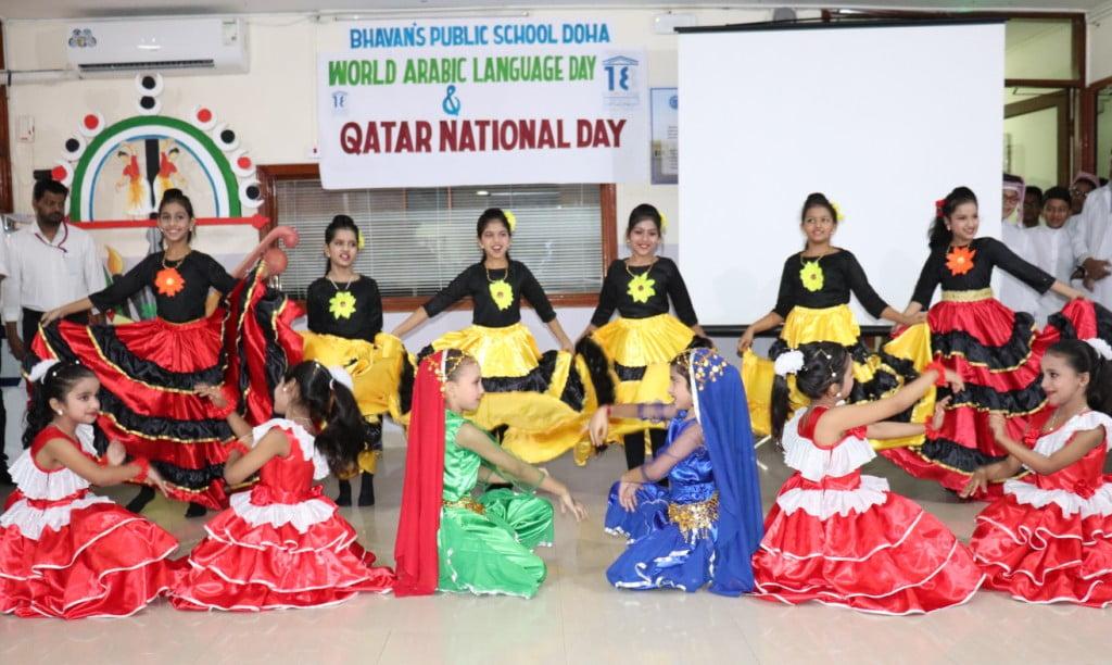 WORLD ARABIC DAY & QATAR NATIONAL DAY CELEBRATION