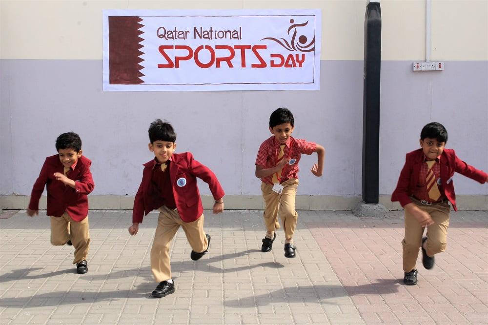Qatar National Sports day Celebration