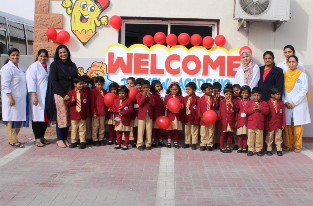Kindergarten Reopening Day