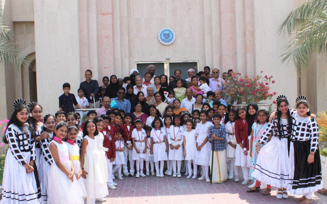 Bhavan's Public School celebrated Grandparents' Day