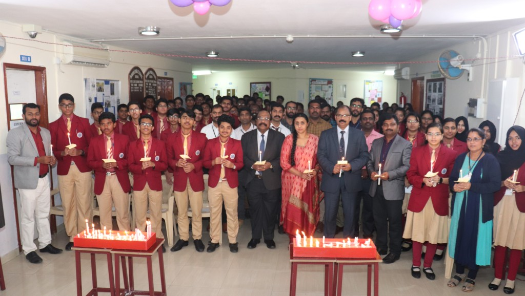 CANDLE LIGHT CEREMONY OF CLASS X