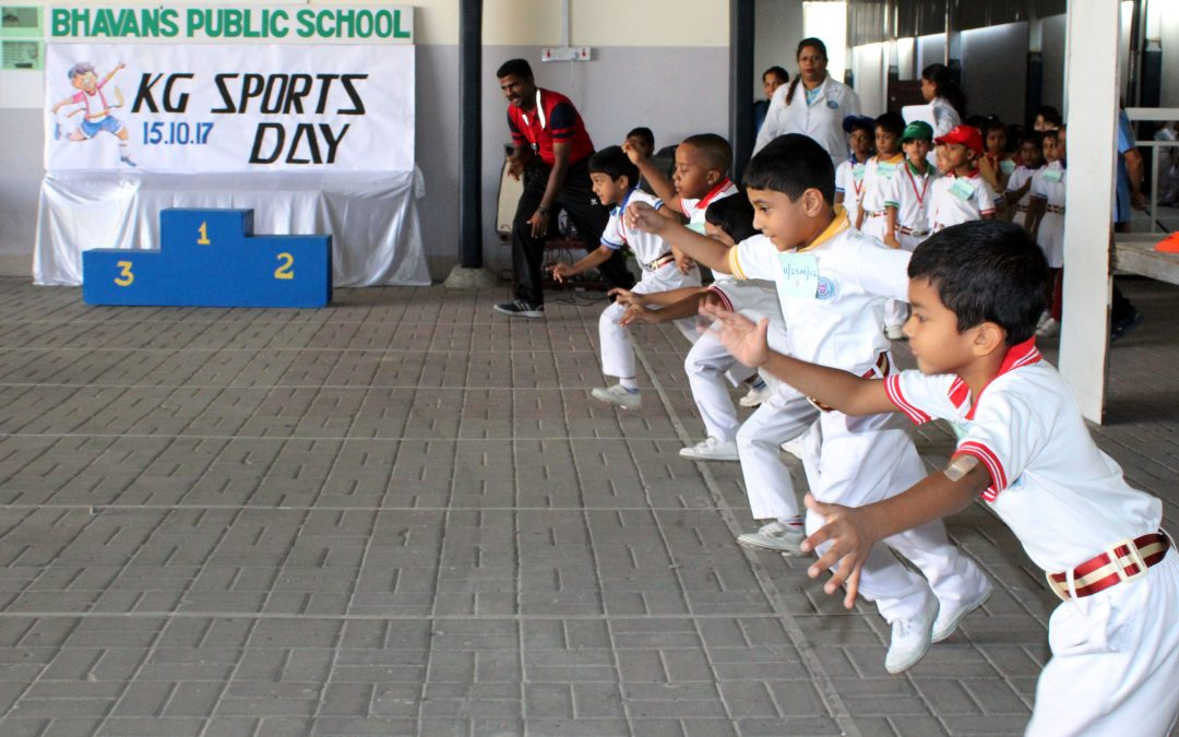 KG Sports Day