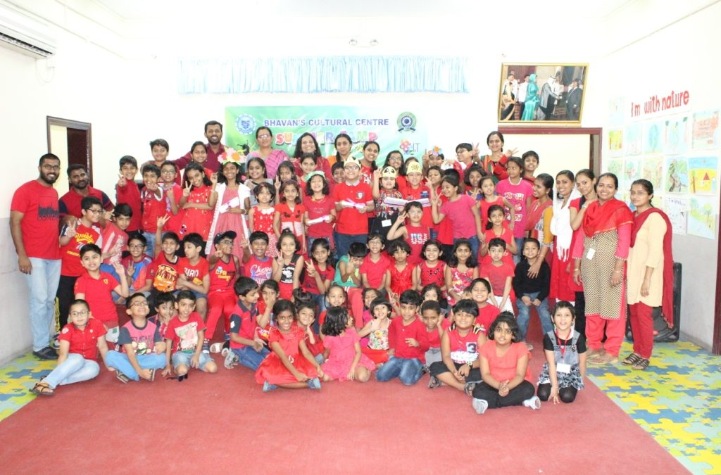 Summer Camp Red day Photos