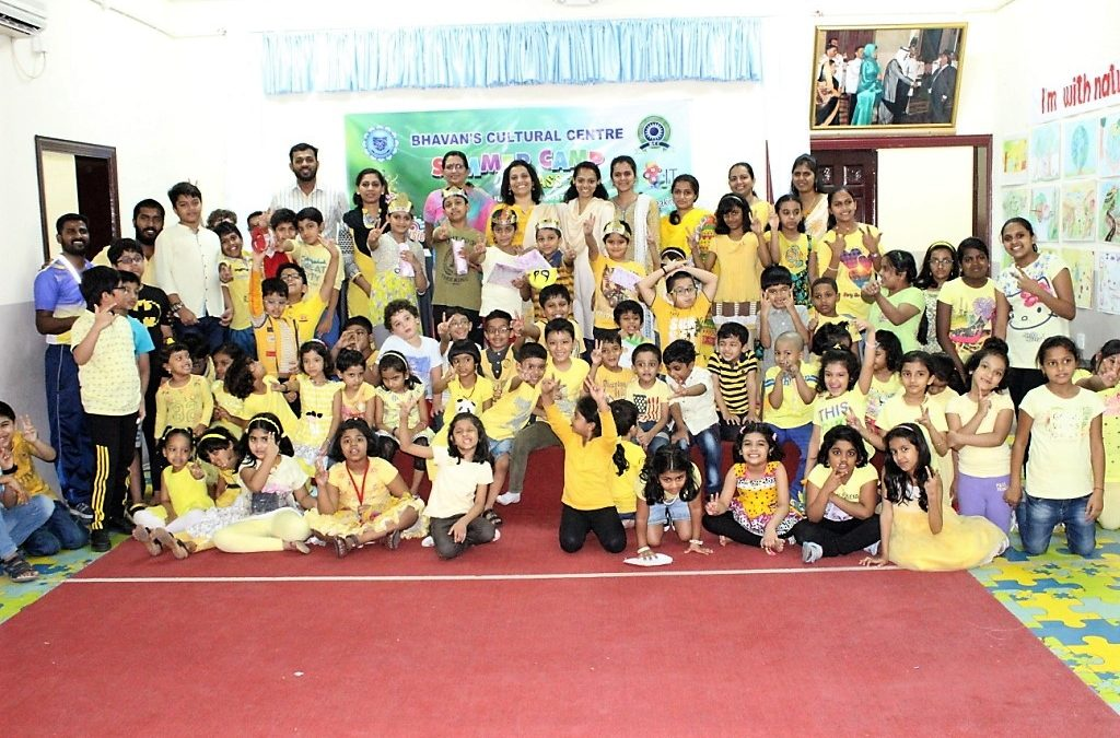 Summer Camp – Yellow Day
